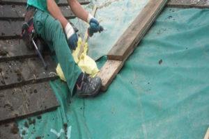 Felt Roof Installation Repairs in Dublin