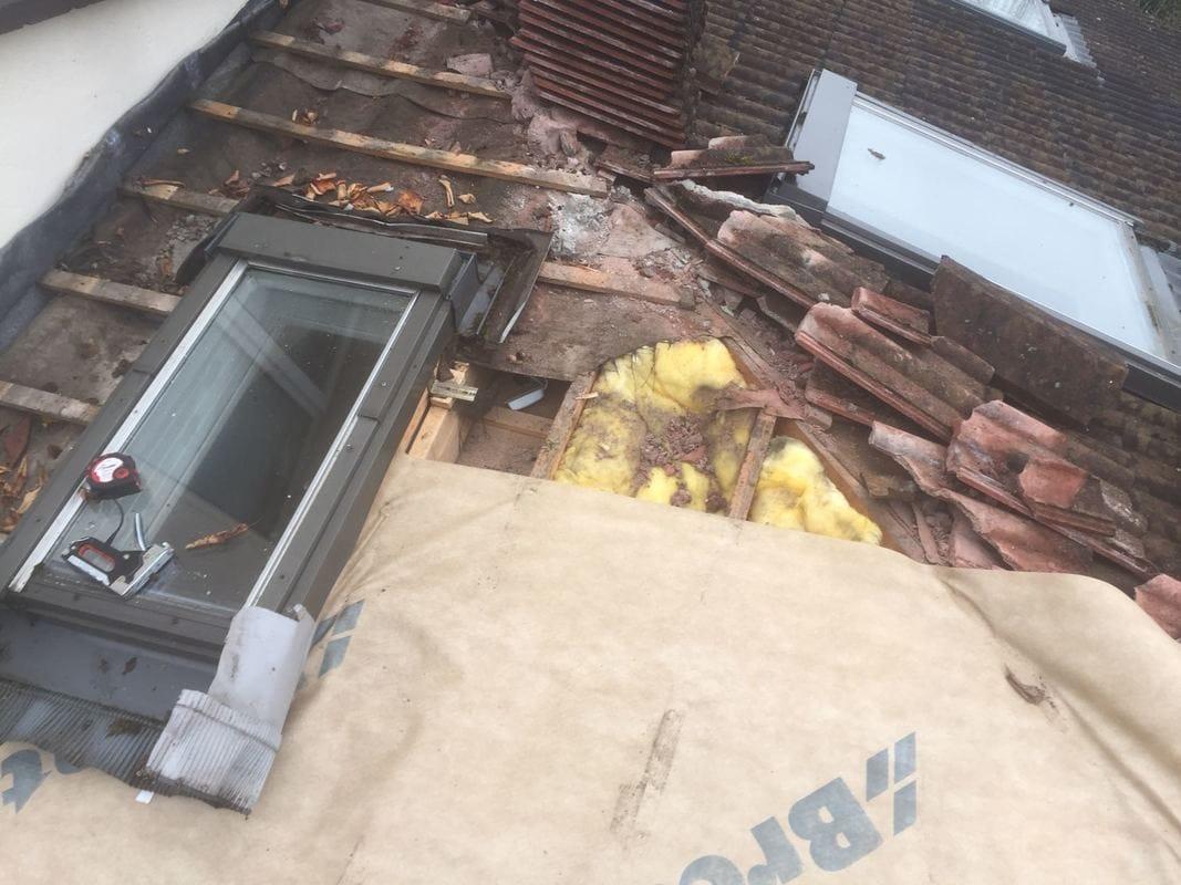 Roof Repairs Dublin 17